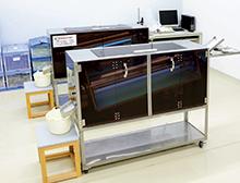 K.いしかわ独自開発UV除菌システム装置