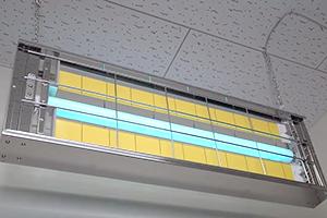 蛍光ランプ捕虫器